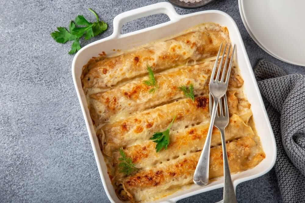 receitas simples de páscoa - panqueca de legumes