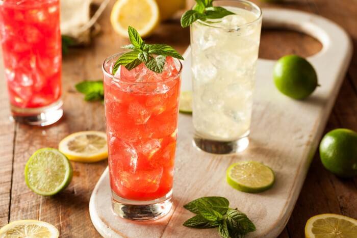 drinks de natal - soda italiana