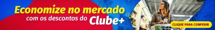 Clique para conferir os benefícios e vantagens do Clube+.