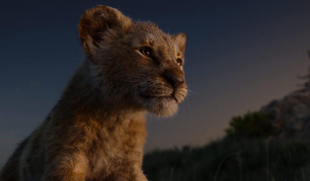 Cena de O Rei Leão, um dos melhores filmes para ver com os filhos.