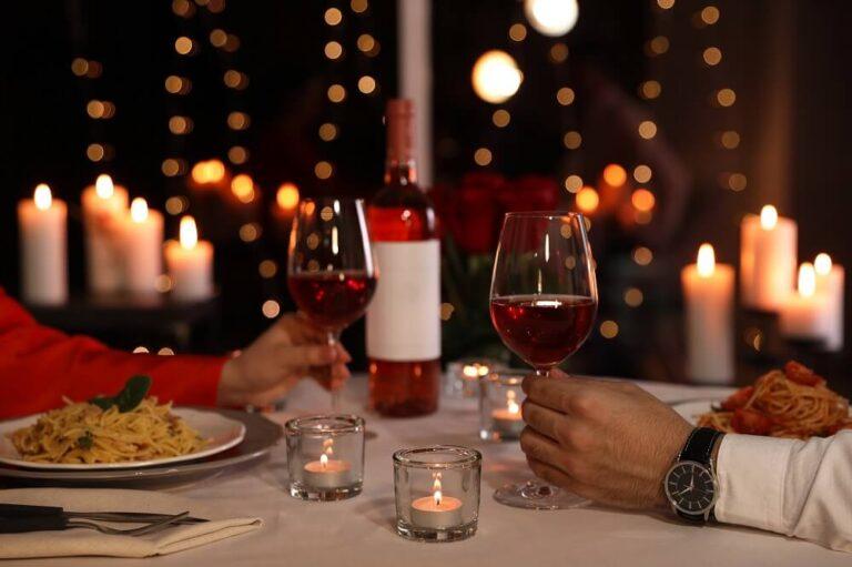 Como fazer jantar romântico: dicas para uma noite a dois