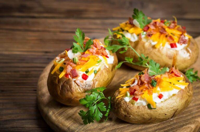 O que fazer com batatas? 11 ideias para experimentar